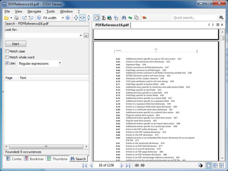 STDU Viewer Portable screenshot