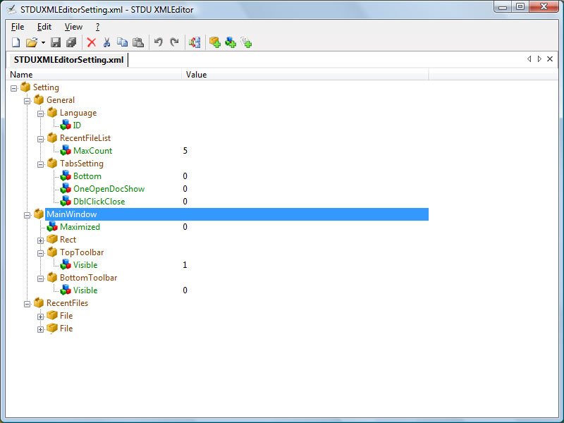 STDU XML Editor is a lightweight editor of XML documents.